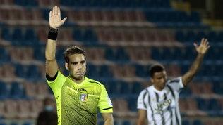 """Cesari: """"Ma quale declassamento! Normale la designazione di Fourneauin Serie B"""""""