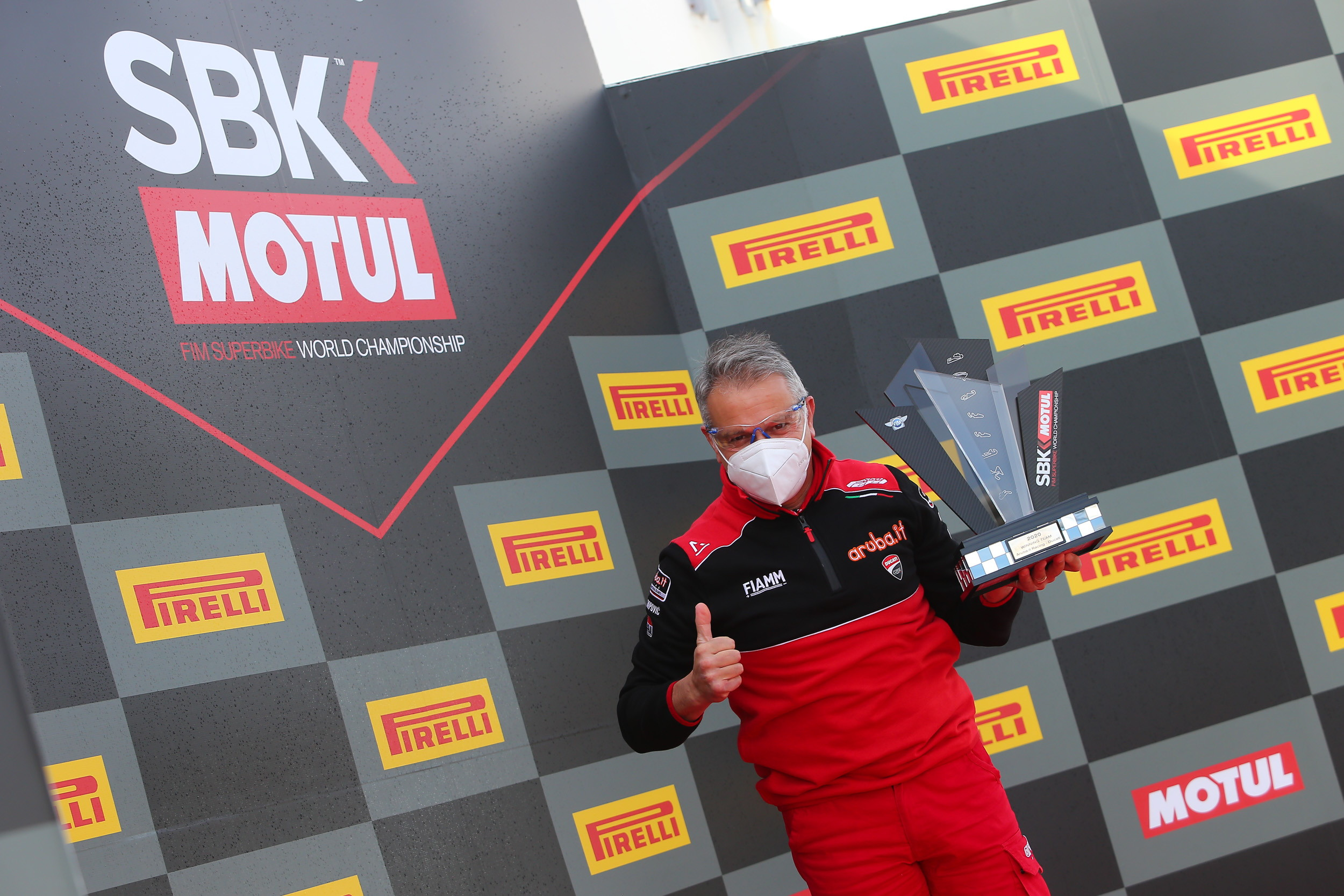 Ducati vice campione Superbike