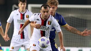 Verona-Genoa, le immagini del match