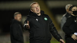 """Celtic, bufera prima del Milan. Lennon:""""C'è una talpa nello spogliatoio"""""""