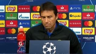 """Inter, Conte: """"Il derby una delusione. Ora Dobbiamo reagire"""""""