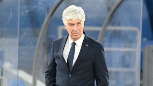 "Gasperini: ""Midtjylland squadra motivata. Oradimenticare Napoli"""