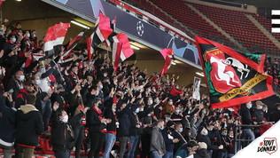 Rennes, 5mila ultras in curva: Uefa apre procedura disciplinare