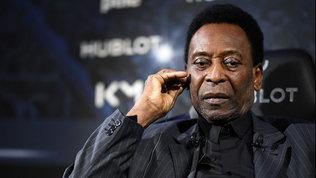 """Pelé compie 80 anni: """"Spero che Dio mi riceva come fanno qui in Terra"""""""