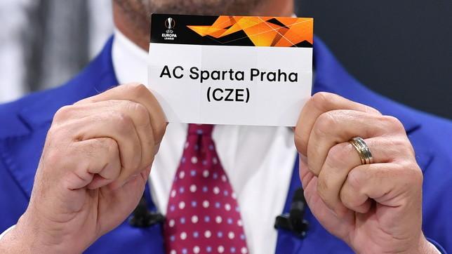 Rep. Ceca, campionato sospeso per il covid: delega europea per lo Sparta Praga