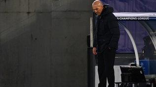 Real, Zidanetrema: due gare per continuare. Perez negli spogliatoi