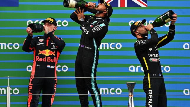 F1: le certezze di Hamilton, le speranze della Ferrari