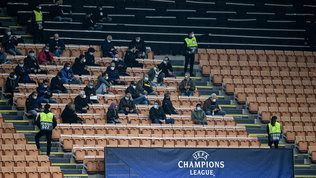 La Uefa ai tempi del Covid: eseguiti 41.513 tamponi in 491 partite