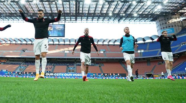 UfficialiNapoli con Maksimovic e Lobotka | Roma: difesa a 3 e Mayoral | Milan, Dalot può esordire