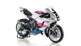 """La Yamaha mette all'asta una R1 """"Piro"""" Replica"""