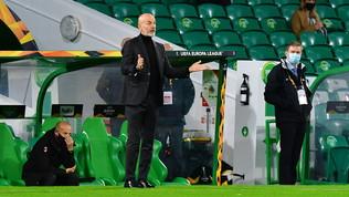 Celtic-Milan, le immagini del match