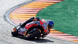 Alex Marquez ci prende gusto, dominio Honda in FP1
