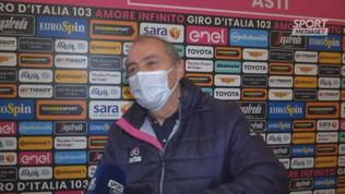 """Stop Giro d'Italia, Vegni attacca: """"Brutta figura per il ciclismo"""""""
