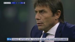 Inter, nuova filosofia per Conte