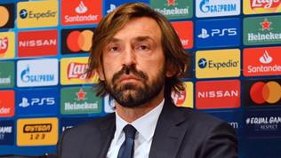 """Pirlo: """"Dybala titolare. Su CR7 nessuna novità, ma niente Verona"""""""