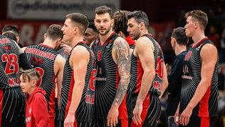 Olimpia Milano, un caso di positività al Covid-19 nel gruppo squadra