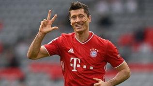 Lipsia ancora in testa, cinquina Bayern. Il Dortmund domina il derby della Ruhr