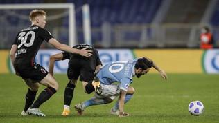 Lazio-Bologna: le foto del match