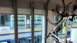 Primi posti dedicati alle bici sugli Intercity Trenitalia