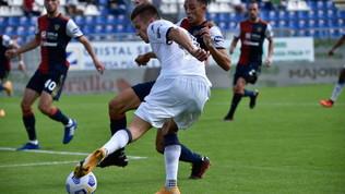 Cagliari giostra del gol: poker a pranzo col Crotone