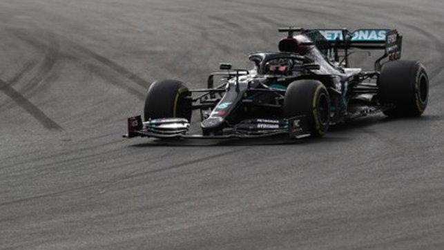 Hamilton, altro passo nella storia: è il più vincente di sempre | Bottas secondo, Leclerc chiude quarto