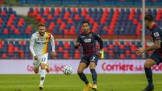 Il Cosenza ferma il Lecce sull'1-1 e resta imbattuto