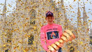 Giro d'Italia, le immagini della festa