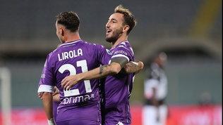 Castrovilli-show, Dragowski super: la Viola batte l'Udinese, Iachini respira