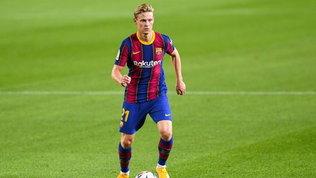 """De Jong snobba CR7: """"Messi è il migliore. Pjanic ci dà qualità"""""""