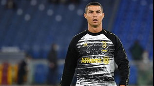 Juve, niente Barcellona per Ronaldo: tampone ancora positivo