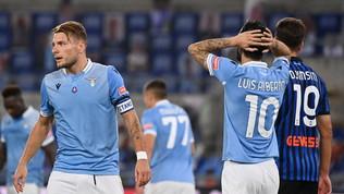 Lazio falcidiata dal Covid: out Immobile, Luis Alberto, Lazzari e Anderson