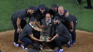 Los Angeles domina anche nel baseball.Dodgers vincono le World Series