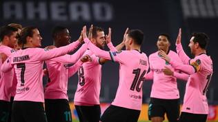 Troppo Barça per questa Juve: Pirlo incassa la prima sconfitta