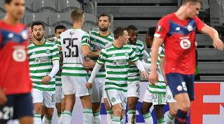 Celtic da 2-0 a 2-2 con il Lille, flop Tottenham in Belgio. Le altre LIVE
