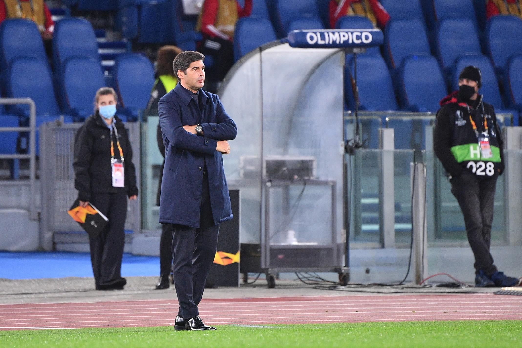 I giallorossi fermati sullo 0-0 all&#39;Olimpico nella seconda uscita in Europa League<br /><br />