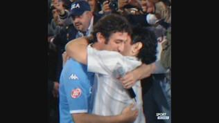 "Ferrara: ""Maradona, grazie per tutte le emozioni"""