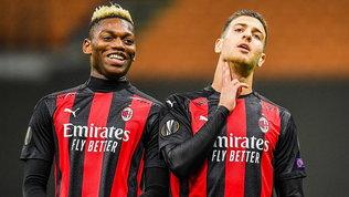 """Il Milan scopre un Dalot da top 11: """"Un piacere, San Siro"""""""