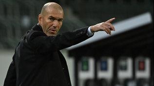 """Zidane non pensa all'Inter: """"Per me la finale è contro l'Huesca"""""""