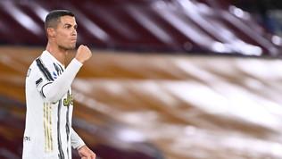 La Juve riabbraccia Ronaldo:il portoghese alla Continassa