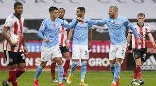 Liverpool in extremis. City e Chelsea fanno bottino pieno in trasferta