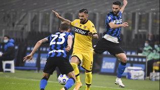 Doppio scherzetto Gervinho, Perisic salva Inter e Conte al 92'