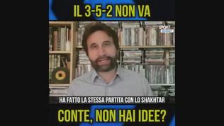 """De Carlo: """"Conte, il 3-5-2 non va"""""""