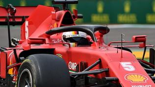 """Leclerc: """"C'è fiducia, spunti positivi"""". Vettel: """"Peccato per il pit"""""""