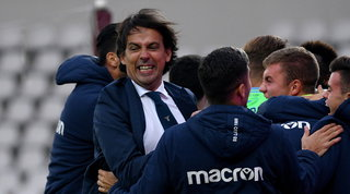 """Inzaghi: """"Ringrazio la squadra, ha forza mentale e un'identità"""""""