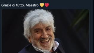 Addio Gigi Proietti, il ricordo dello sport