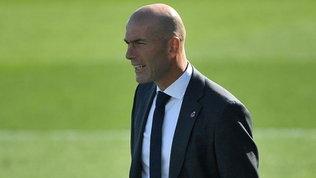 """Zidane scuote il Real: """"È una finale, dimostrate perché giocate qui"""""""