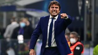 """Conte: """"Non firmo per il pari, a Madrid per giocarcela"""""""