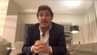 """Ferrara si emoziona: """"Un forte abbraccio a Diego"""""""