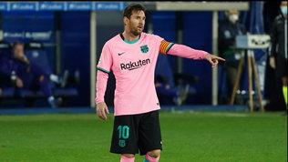 Il City sogna ancora Messi, pronta nuova super offerta per gennaio