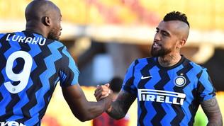 "Lukaku, niente Atalanta e niente... Belgio. Vidal: ""Ora tre finali"""